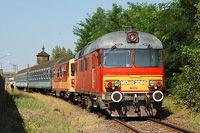 MDmot 3005 Szolnokon Trains