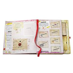 Look what I found at UncommonGoods: couples letter book set... for $40 #uncommongoods