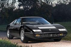 1974 Ferrari 365 GT4 BB – Men's Gear