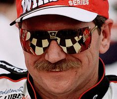Classic Photos of Dale Earnhardt