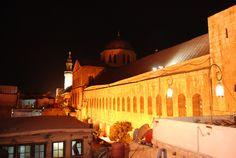 Damascus - Umayyad Mosque by Night | von zishsheikh