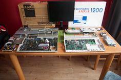 Amiga 1200 vs Atari Falcon