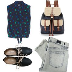 """I was your cure, and you were my disease."" by fiirework on Polyvore"