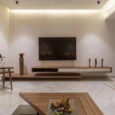 Bedroom Tv Unit Design, Tv Unit Furniture Design, Tv Unit Interior Design, Living Room Tv Unit Designs, Master Bedroom Interior, Bed Design, Sliding Door Wardrobe Designs, Modern Tv Wall Units, Tv Unit Decor