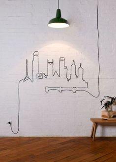 9 x New York aan de muur | NSMBL.nl