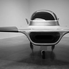 marc newson at gagosian 012 bw by Michael Surtees, via Flickr