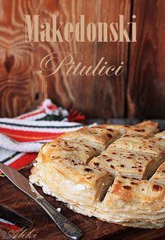 Mamina jela: Makedonski Pitulici