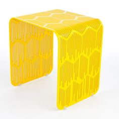 Cutaway Yellow now featured on Fab.