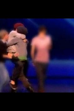 Four years...FOUR YEARS since the first recorded Larry moment. Happy Anniversary, guys!