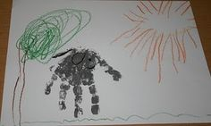 Letter E - Elephants - Blessings Overflowing 3 Year Old Activities, Letter Activities, Jungle Crafts, Preschool Classroom, Classroom Ideas, Elephant Theme, Footprint Art, Alphabet Crafts, Letter E