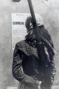 La Commune (de Paris,1871), reż. Peter Watkins, foto. Corinna Paltrinieri