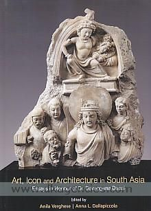 Art, icon and architecture in South Asia essays in honour of Dr. Devangana Desai edited by Anila Verghese, Anna L. Dallapiccola New Delhi Aryan Books International, 2015