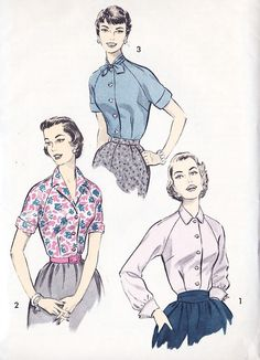 Nice shirts from #50s