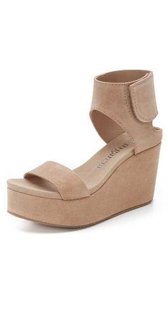 d57c7db0d245 Sandals   Pedro Garcia Darla Platform Wedge Sandals