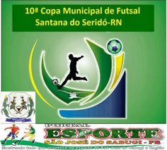 Portal Esporte São José do Sabugi: 10ª Copa Municipal de Futsal de Santana do Seridó:...