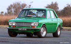 A 9-second, 700hp, Street-legal Datsun 510