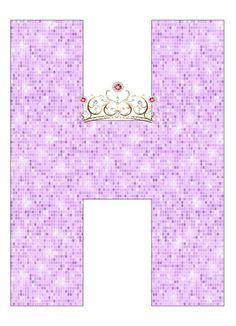 H Princess Alphabet (Kati Artes)