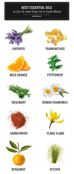 10 Best Essential Oils to Get In (and Stay In) a Good Mood | HelloNatural.co