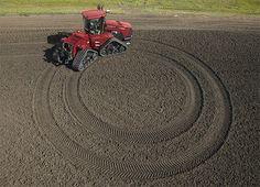 Case IH Steiger Quadtrac 4WD Tractor