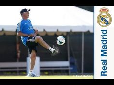 FOOTBALL -  Real Madrid begin training at UCLA - http://lefootball.fr/real-madrid-begin-training-at-ucla/