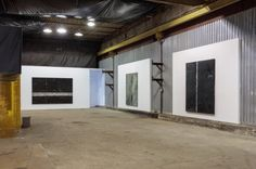 Hugo McCloud, exhibition a Sean Kelly Gallery Metal Paintings. Studio, Designer, Contemporary Art, Art Photography, Art Gallery, Metal, Outdoor Decor, Paintings, Exhibitions