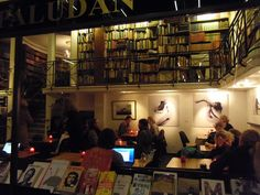 Paludan Cafe, Copenhagen.
