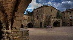 Monells pueblo del Ampurdan en #Gerona