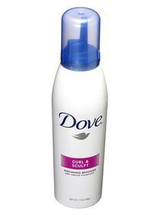 "Dove Curl & Sculpt Defining Mousse, $4.                 ""This is great for a blow-out -- it creates hold and shine, leaving hair soft, not sticky,"" says Antonio Gonzales, senior stylist at Eva Scrivo Salon in New York City. The best part: It works for both straight and curly styles."