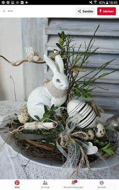 "Langohr …"" – Ostern Dekoration Garten Beton – Create Something On Easter Happy Easter, Easter Bunny, Easter Eggs, Diy Y Manualidades, Selling Handmade Items, Easter Flowers, Diy Ostern, Diy Décoration, Easter Table"