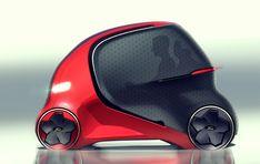 Car Design Sketch, Car Sketch, Design Transport, Mobiles, Custom Car Interior, Industrial Design Sketch, Medical Design, Smart Car, City Car