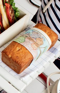 Breakfast Time, Quick Bread, Sweet Bread, Bread Recipes, Biscuits, Food Porn, Brunch, Snacks, Baking