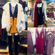 fav mannequins   trend: lace up & 70's   #trendy4tmrw #fashion #fashionblogger #urbanoutfitters #styleblogger #fashiongram
