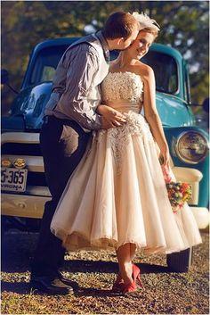 Dress, vintage vibe