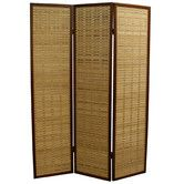 """Found it at Wayfair - 70.25"""" x 52"""" Bamboo 3 Panel Room Divider"""