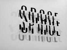 Designworks: Clever 3D layering of signage