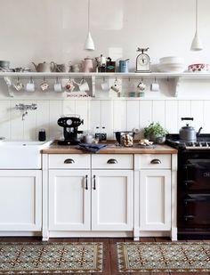 fliesen muster dekorative pvc-vinyl -matte linoleumteppich- farbe, Hause ideen