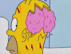 "Pierce Brosnan tries to kill Homer as the ""Automated House"" in Treehouse of Horror."