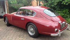One of the rarer cars added to Patina... more at #aston #astonmartin