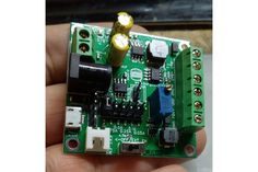 Regulator/Charger/Booster LiIon by Burgduino on Tindie Charger, Electronics