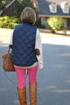 Perfect fall outfit from J.Crew