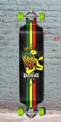 4b982b7892f Punked Drop Down Rasta 41