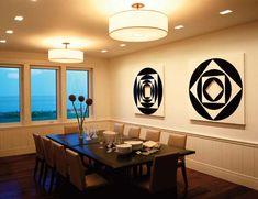 Dining Room Lighting Fixtures - Some Inspirational Types - Interior Design Inspirations