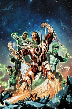 The Full DC Comics June 2018 Solicitations! Superhero Characters, Dc Comics Characters, Dc Comics Art, Marvel Dc, Marvel Comics, Character Drawing, Comic Character, Green Lantern Comics, Dc Comics Collection