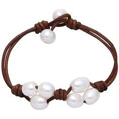 Women's Cultured Freshwater Pearl Bracelet with Black Bro... https://www.amazon.com/dp/B01CP0NCK2/ref=cm_sw_r_pi_dp_x_zSziybHDT4EQ3