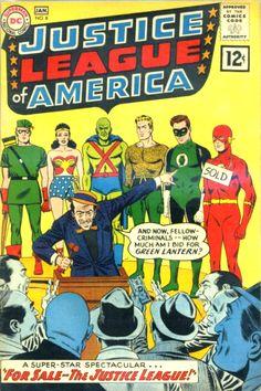 COMIC justice league of america 8 #comic #cover #Art