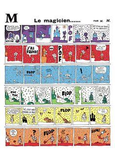 m le magicien by massimo mattioli
