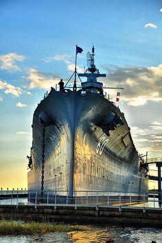 U.S.S Battleship Alabama -- Mobile Alabama