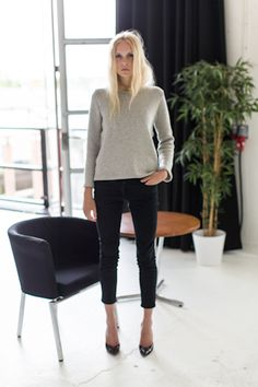 Emerson Denim - Charcoal   Emerson Fry    wish list simple and cool
