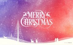 WALLPAPERS HD: Merry Christmas