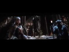 Desolation Of Smaug - Scene with Thorin and Thranduil. Can I please go cry <---- Hun, you don't need permission....